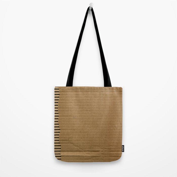 Cardboard Paper Tote Bag