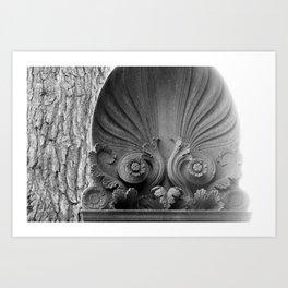 great architect Art Print
