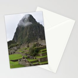 Machu Picchu Stationery Cards