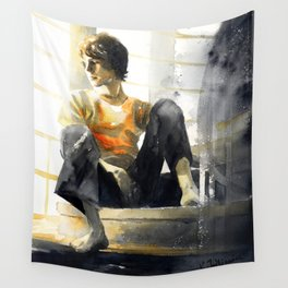 Ben Whishaw 04 Wall Tapestry