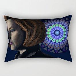 All Souls Rectangular Pillow