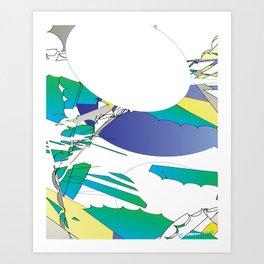 Color #2 Art Print