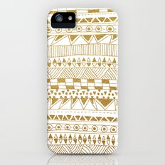 Fun (gold version) Slim Case iPhone (5, 5s)