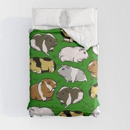 Guinea pig pattern Comforters