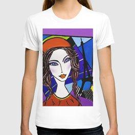 French Girl T-shirt