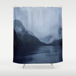 Doubtful Sound #2 Shower Curtain