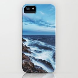 Earth Shadow iPhone Case