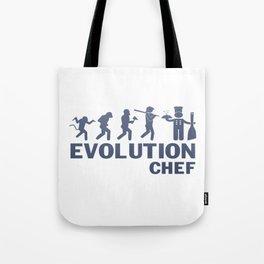Evolution - Chef Tote Bag