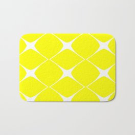 Avis Yellow Bath Mat