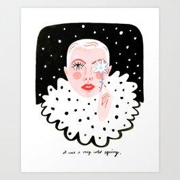 Cold Spring Art Print