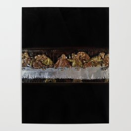 Last Supper - 212 Poster