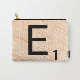 Scrabble E - Large Scrabble Tiles Carry-All Pouch