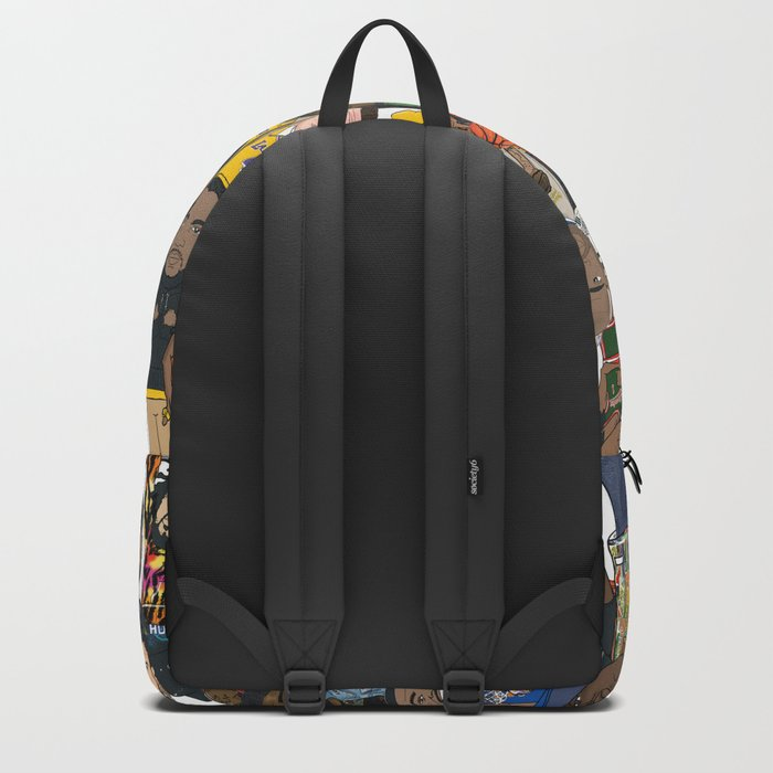 Basketball Culture Backpack