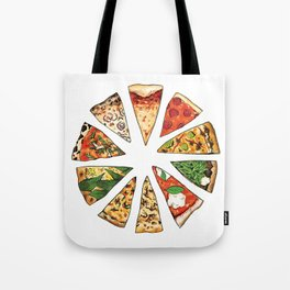 Feast of St. Pizza: Philadelphia Edition Tote Bag