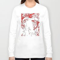 gore Long Sleeve T-shirts featuring Gore by Jessica Slater Design & Illustration