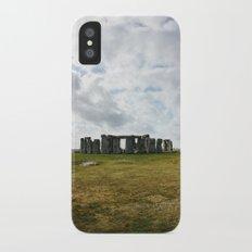 Stonehenge Slim Case iPhone X
