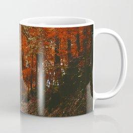 Autumn Trail (Color) Coffee Mug