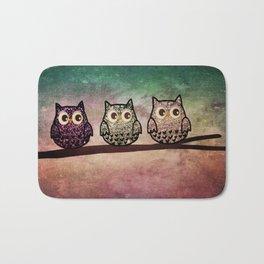 owl-46 Bath Mat