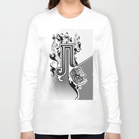 pi Long Sleeve T-shirts featuring PI by Artysmedia
