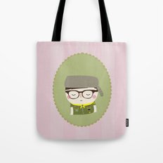 sam shakusky | moonrise kingdom Tote Bag
