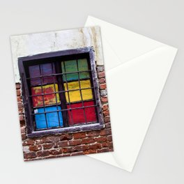 Window of Many Colors Stationery Cards