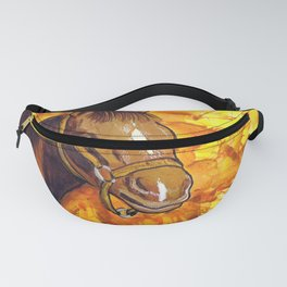 The Horse That Ran Away Fanny Pack