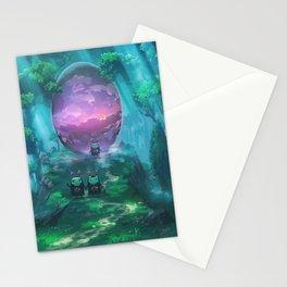 Dawn Egg Stationery Cards