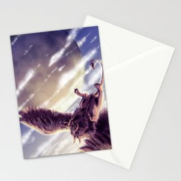 Flight of the Gryphon Stationery Cards