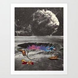Supernova/Gemini Art Print