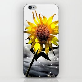 Solar Flower iPhone Skin