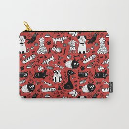 Pets Mascotas Carry-All Pouch