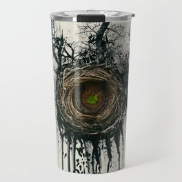 Bird Nest Travel Mug