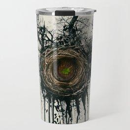 Bird Nest Travel Mug