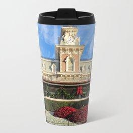 Merriest Place On Earth Travel Mug