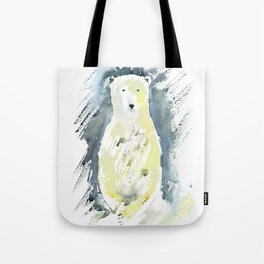 Polar bear. Tote Bag