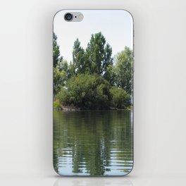 Williamson River, Oregon iPhone Skin