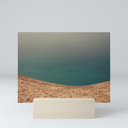 Lake Michigan Dunes Mini Art Print