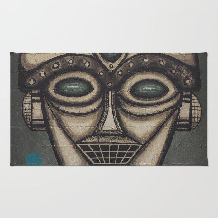 Rhode Island Street Art Rug