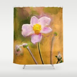 Colors of October Shower Curtain