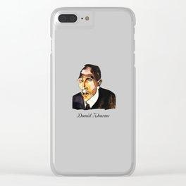 Daniil Kharms - I Clear iPhone Case