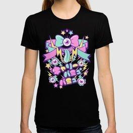 Kyary Pamyu Pamyu Print (japanese) T-shirt