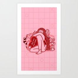 SelfLove Art Print