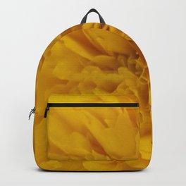 Yellow Marigold Backpack