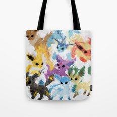 Eeveelutions Tote Bag