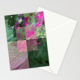 Pinky in the grain Stationery Cards