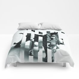 Split Chimera Comforters