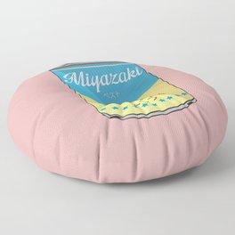 Nausicaa - Miyazaki - Special Soup Series  Floor Pillow