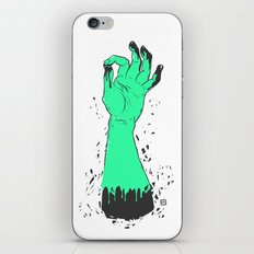 Sticky Hand iPhone & iPod Skin