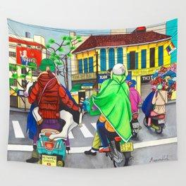 Vietnamese Gangsta Wall Tapestry