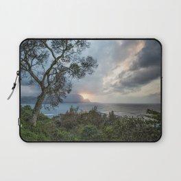 Sunset Over Hanalei Bay from St Regis Laptop Sleeve